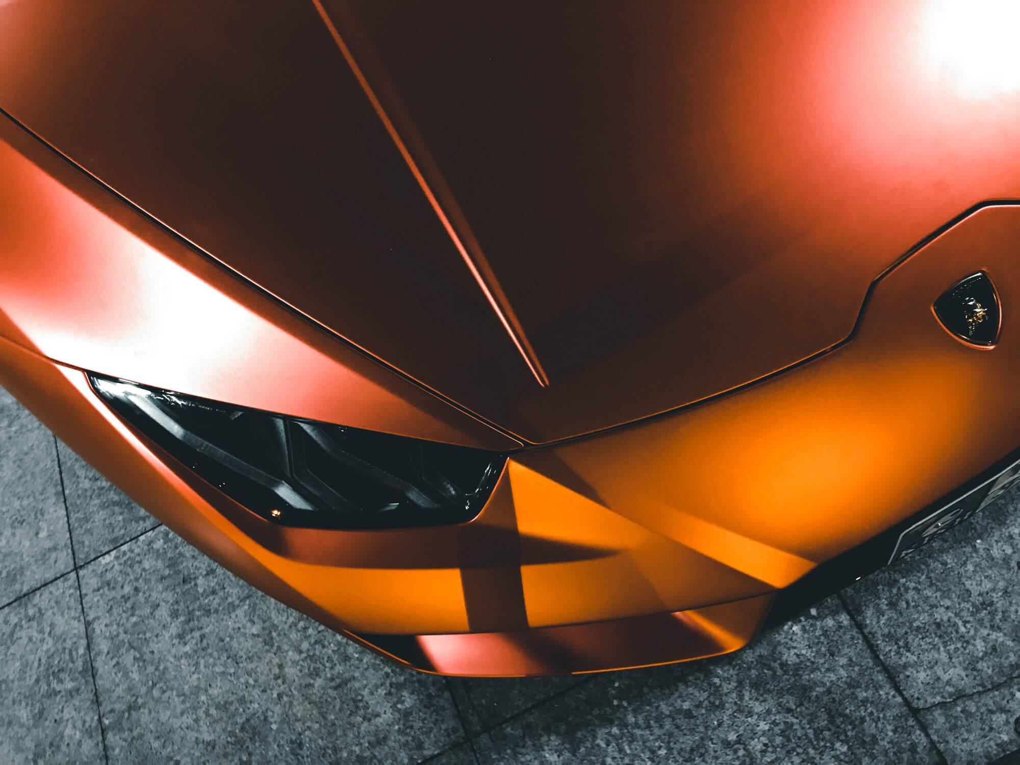 Cómo se conduce un Lamborghini