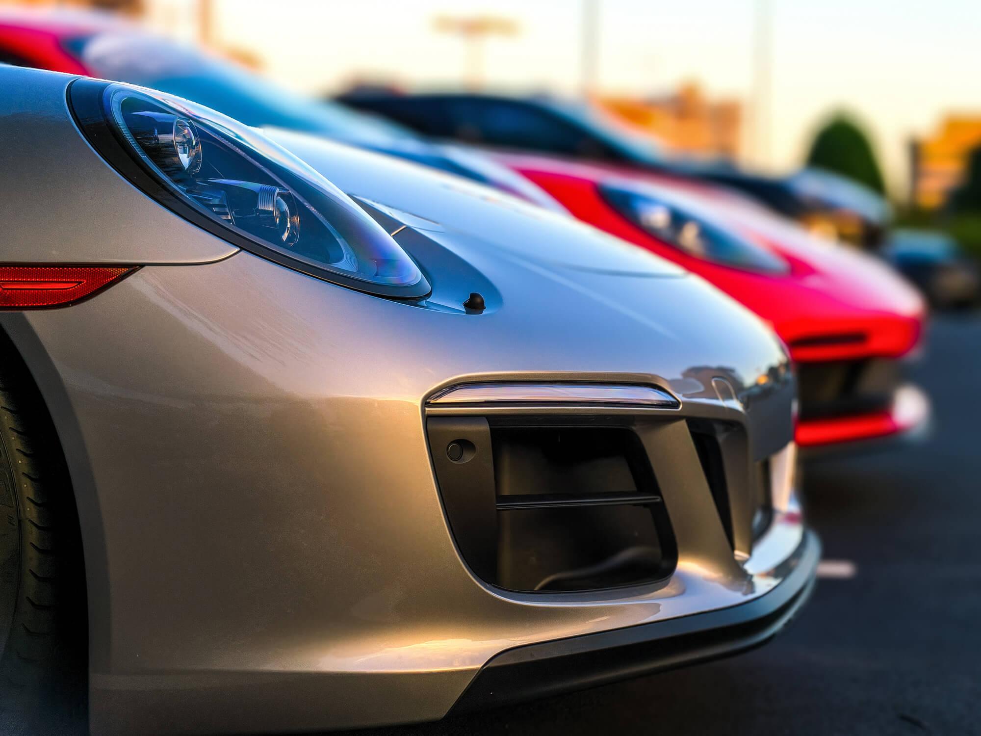 Los mejores coches de lujo