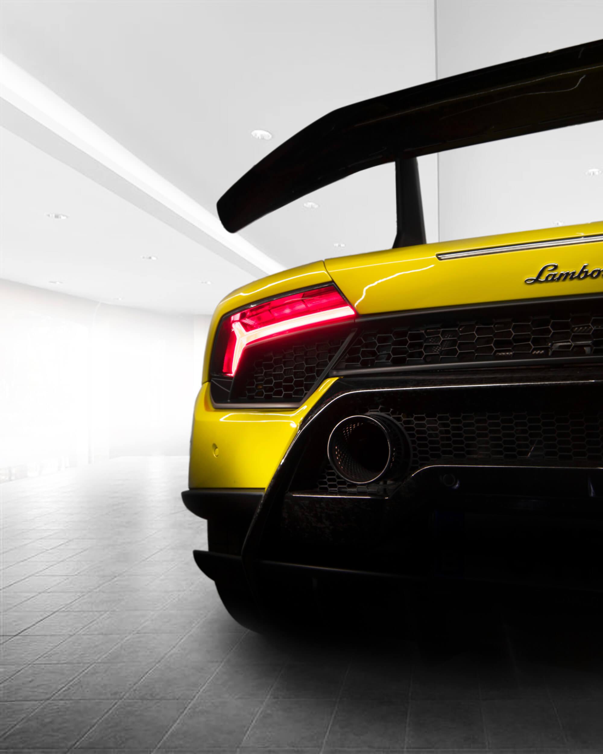 Alquiler de Lamborghini para bodas