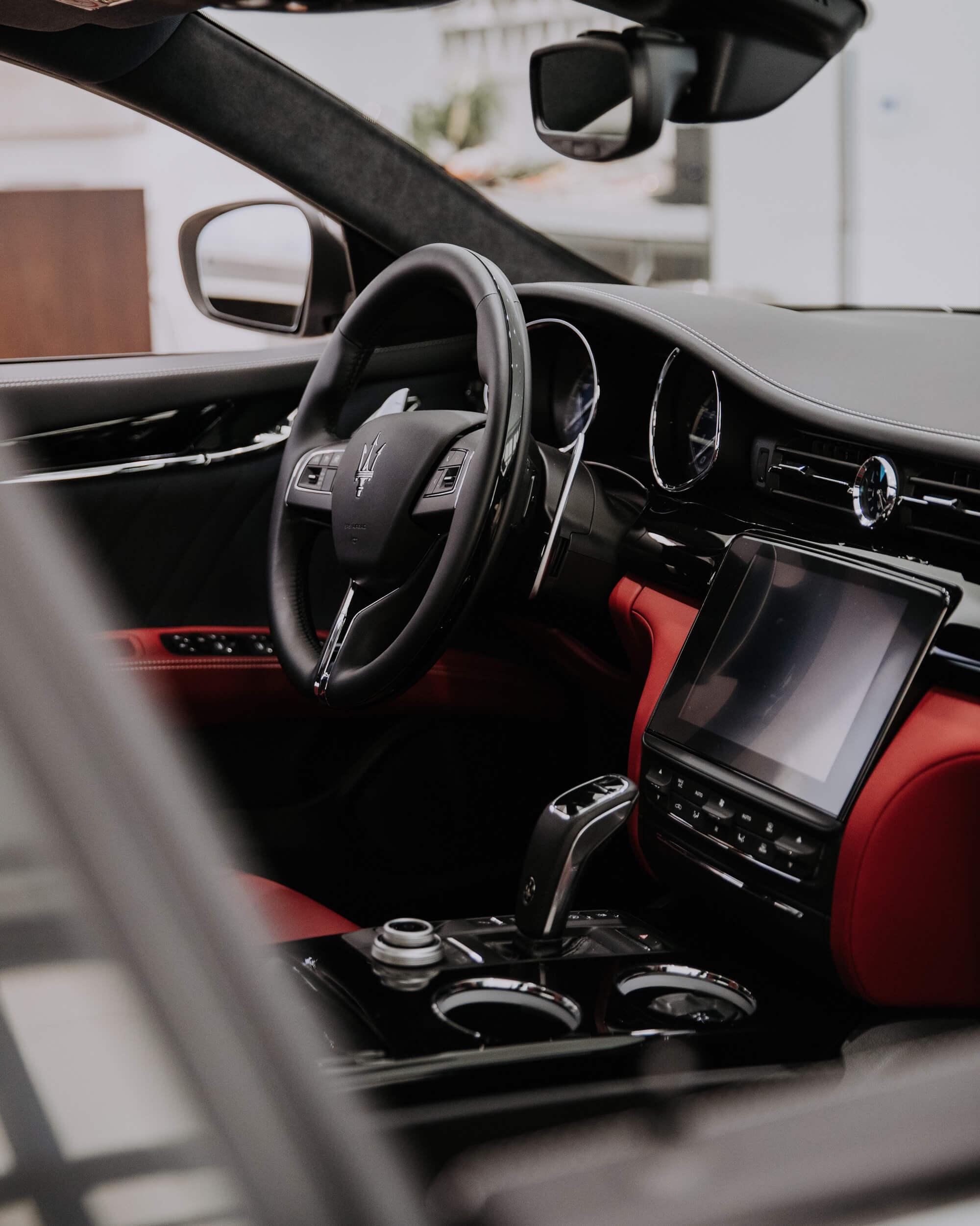 Cuánto cuesta alquilar un Maserati