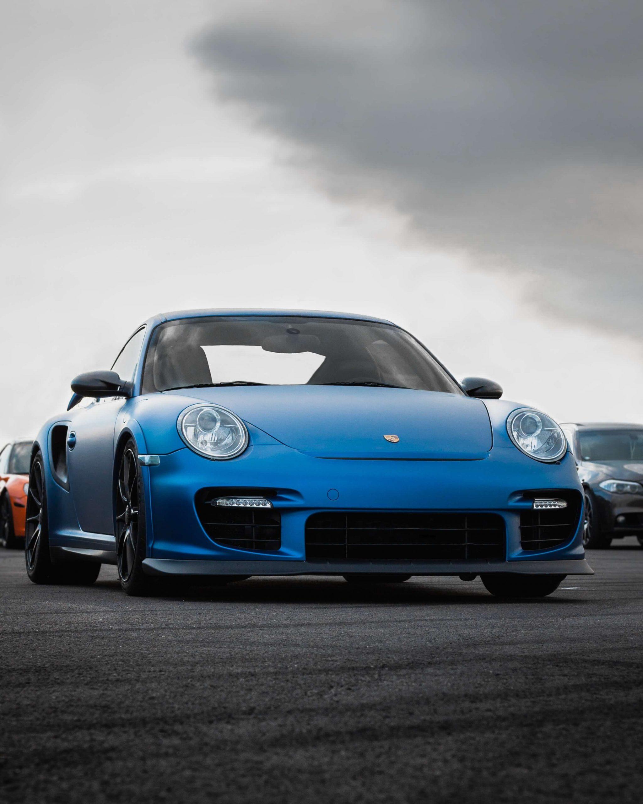 Cuánto cuesta alquilar un Porsche 911