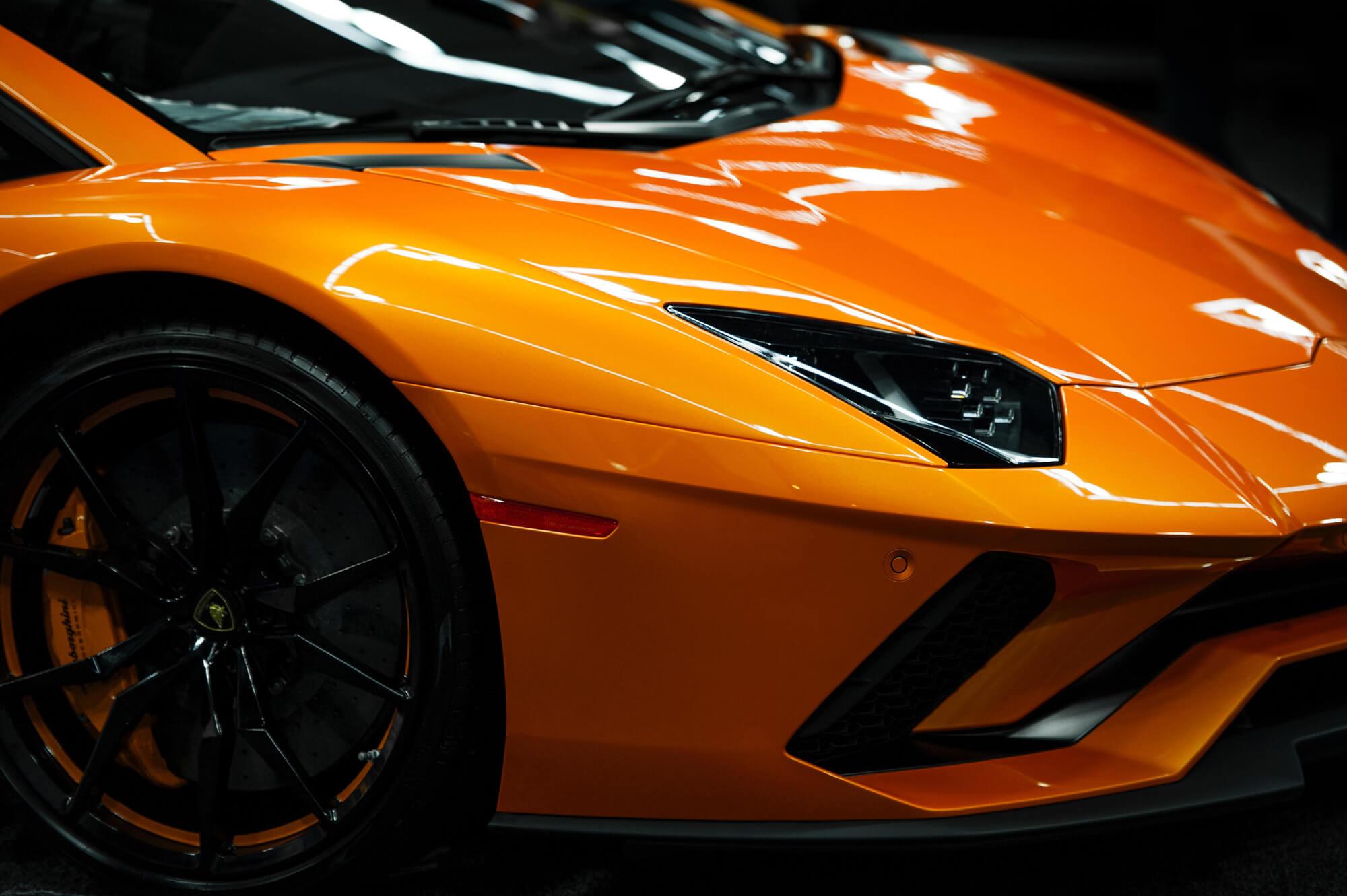 Cuánto caballos tiene un Lamborghini
